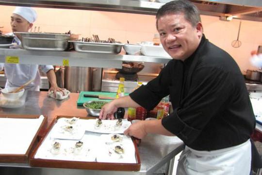 Đầu bếp Harry Potter Dương Huy Khải mong muốn quảng bá ẩm thực Việt - Ảnh 1.