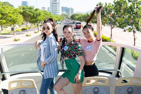 Thí sinh Hoa hậu Thế giới Việt Nam lột xác - Ảnh 6.