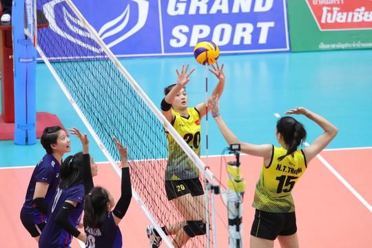 Bóng chuyền U23 Việt Nam ngược dòng hạ Thái Lan, giành HCĐ châu Á - Ảnh 4.
