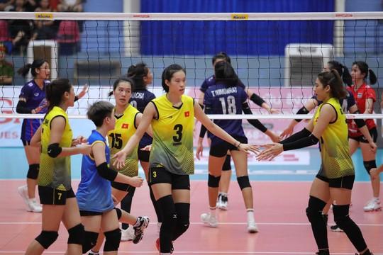 Bóng chuyền U23 Việt Nam ngược dòng hạ Thái Lan, giành HCĐ châu Á - Ảnh 7.