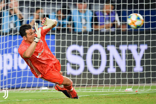 ICC 2019: Bom tấn De Ligt thành tội đồ, Ronaldo và Buffon giải cứu Juventus - Ảnh 7.