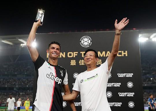ICC 2019: Bom tấn De Ligt thành tội đồ, Ronaldo và Buffon giải cứu Juventus - Ảnh 8.
