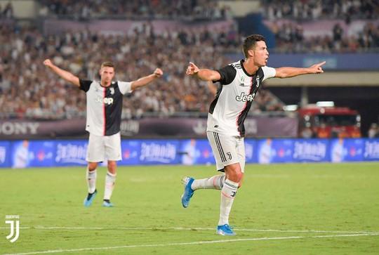 ICC 2019: Bom tấn De Ligt thành tội đồ, Ronaldo và Buffon giải cứu Juventus - Ảnh 6.