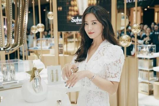 Song Hye Kyo khởi kiện kẻ tung tin đồn phỉ báng - Ảnh 2.