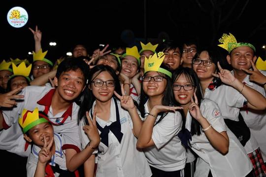5.000 con CNVC-LĐ tham gia trại hè Thanh Đa - Ảnh 5.