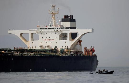 Iran: Anh bắt tàu là vi phạm thoả thuận hạt nhân - Ảnh 1.