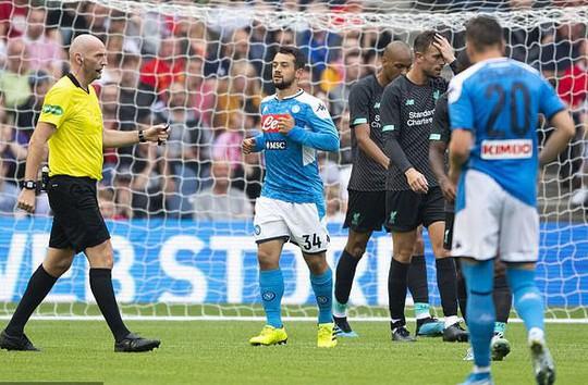 Napoli đại phá Liverpool, nhà vô địch Champions League thua tan tác - Ảnh 6.