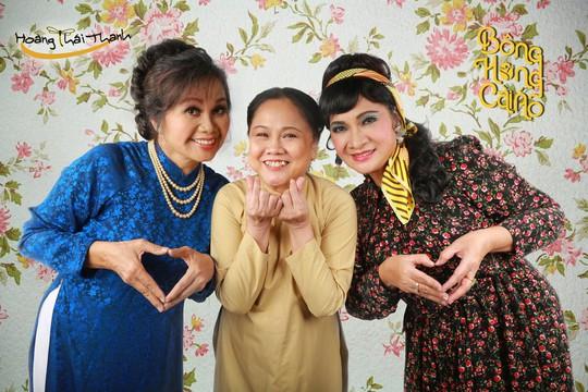 Tổng duyệt Bông hồng cài áo, kỳ nữ Kim Cương nghẹn ngào nhớ mẹ - Ảnh 4.