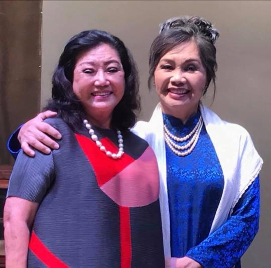 Tổng duyệt Bông hồng cài áo, kỳ nữ Kim Cương nghẹn ngào nhớ mẹ - Ảnh 5.