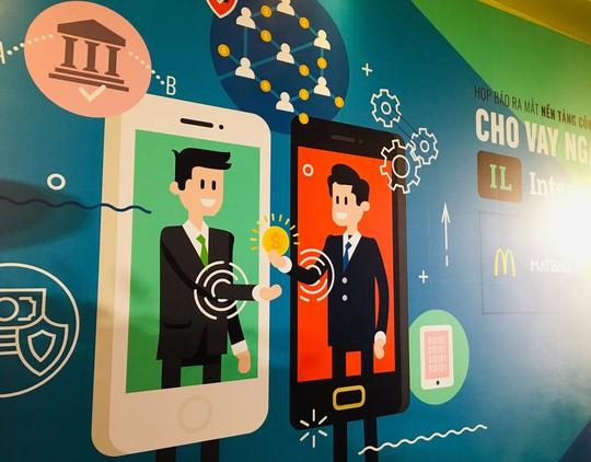 Start-up Việt ra mắt ứng dụng cho vay trực tuyến lãi suất thấp  - Ảnh 1.