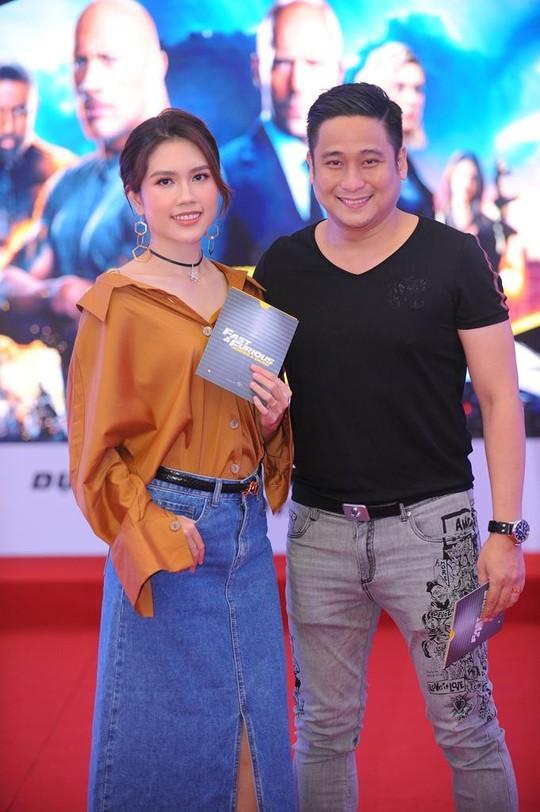 Sao Việt đọ sắc tại buổi ra mắt phim bom tấn của The Rock - Ảnh 15.