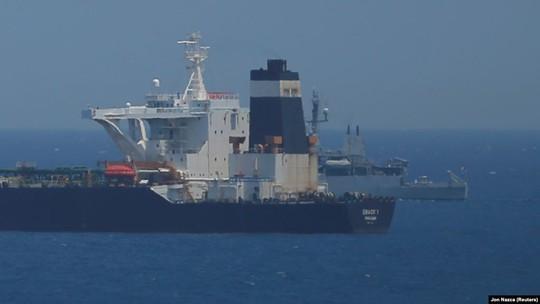 """Mỹ: Anh bắt tàu chở dầu Iran là """"tin tuyệt vời"""" - Ảnh 1."""