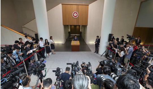 """Hồng Kông: Dự luật dẫn độ bị """"khai tử"""" sớm hơn dự kiến - Ảnh 1."""