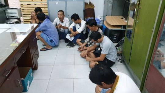 Thiếu niên 15 tuổi điều hành đường dây đá gà trực tuyến ở ngoại thành TP HCM - Ảnh 2.