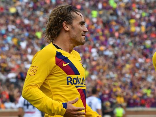 Barcelona – Napoli: Tân binh Griezmann tỏa sáng, thắng bùng nổ hiệp 2 - Ảnh 5.