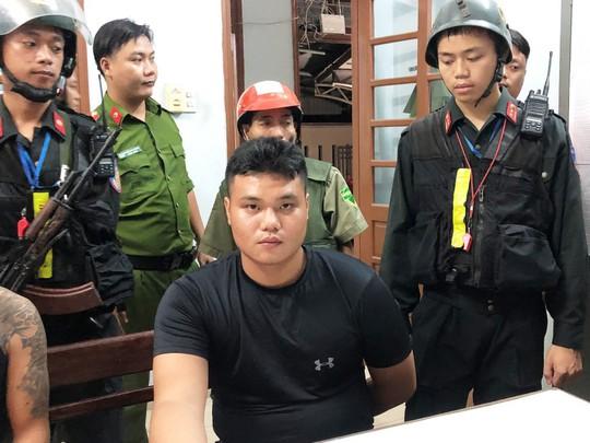 Sinh viên mua ma túy về phòng trọ sử dụng thì bị bắt gọn - Ảnh 2.