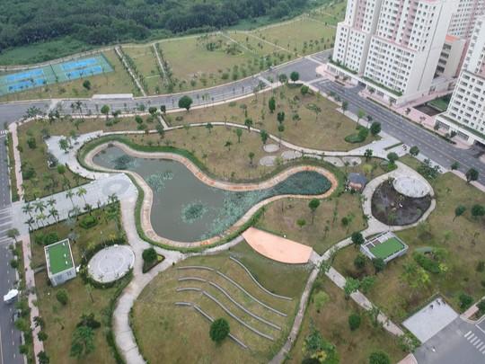 Cận cảnh 3.790 căn hộ tái định cư không ai mua ở khu đất vàng Thủ Thiêm - Ảnh 3.