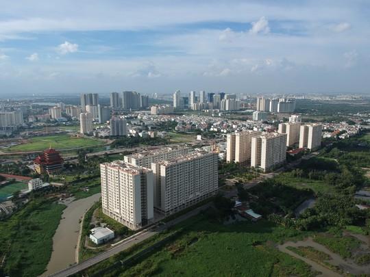 Cận cảnh 3.790 căn hộ tái định cư không ai mua ở khu đất vàng Thủ Thiêm - Ảnh 7.
