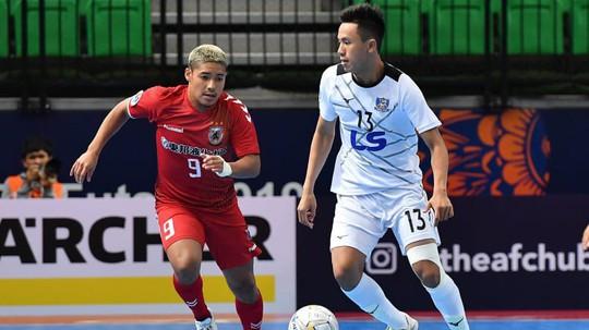 Thái Sơn Nam lọt top 4 câu lạc bộ futsal mạnh nhất châu Á - Ảnh 1.