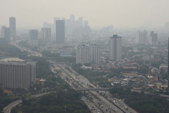 Indonesia muốn dời thủ đô khỏi Jakarta - Ảnh 1.