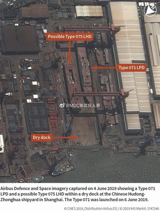 """Hình ảnh hạm đội tàu sân bay """"ẩn"""" của Trung Quốc - Ảnh 5."""