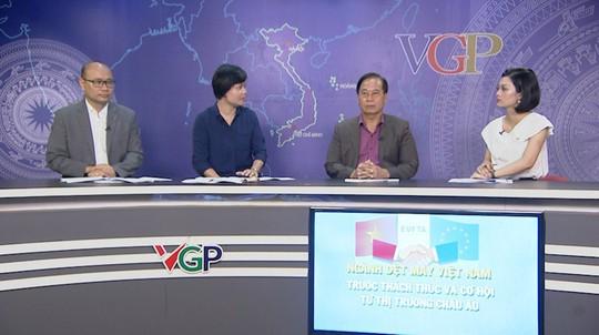 Các nhà đầu tư nước ngoài chen chân vào thị trường dệt may Việt Nam - Ảnh 1.