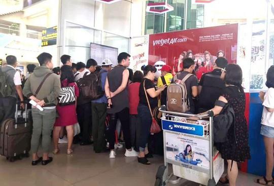 Vụ hoãn, hủy chuyến hàng loạt: VietJet bồi thường 7,25 tỉ đồng cho hành khách 134 chuyến bay - Ảnh 1.