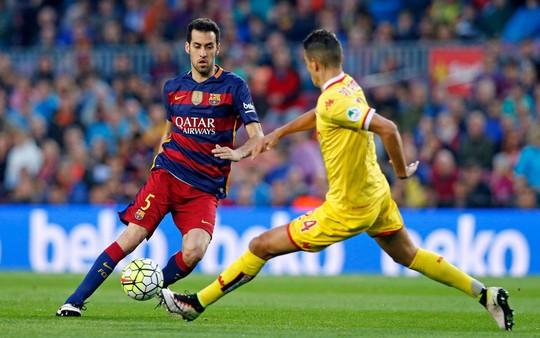 Vắng Messi, Barcelona biến thành Cọp giấy - Ảnh 2.