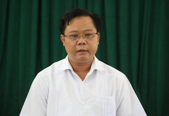 Vụ gian lận điểm thi: Thủ tướng kỷ luật Phó chủ tịch tỉnh Sơn La Phạm Văn Thủy - Ảnh 1.