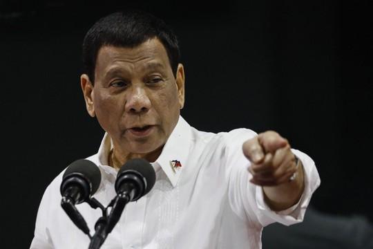 Không ngại Trung Quốc nổi nóng, ông Duterte quyết nói về biển Đông - Ảnh 1.