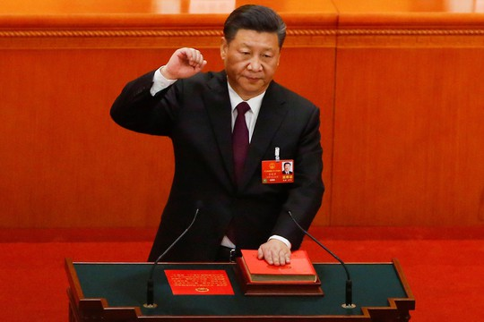 """Trung Quốc tuyên bố """"chơi tới cùng"""" với Mỹ - Ảnh 1."""