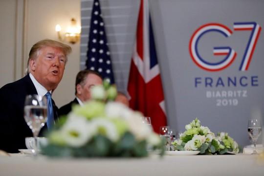 Ông Trump hối hận vì không đánh thuế Trung Quốc cao hơn - Ảnh 1.