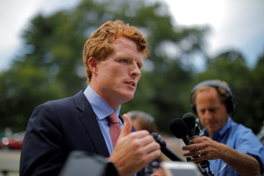 Dòng họ Kennedy sắp có thượng nghị sĩ thứ tư? - Ảnh 1.