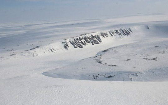 Nga phát hiện 5 hòn đảo ở Bắc Cực nhờ băng tan - Ảnh 1.