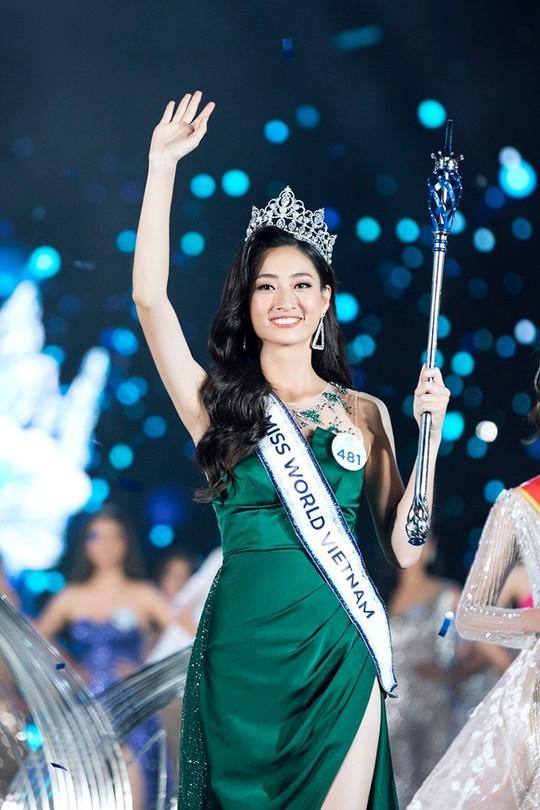 Lương Thùy Linh đăng quang Hoa hậu Thế giới Việt Nam 2019 - Ảnh 2.