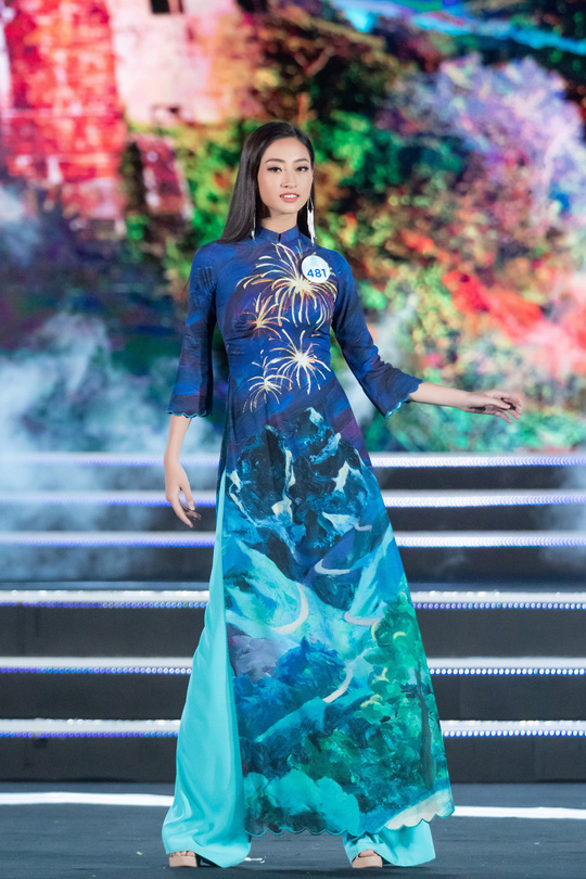 Lương Thùy Linh đăng quang Hoa hậu Thế giới Việt Nam 2019 - Ảnh 5.
