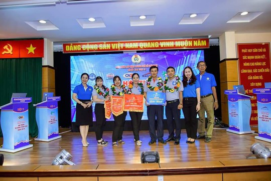 Công đoàn SAMCO đoạt giải nhất - Ảnh 2.