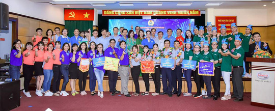 Công đoàn SAMCO đoạt giải nhất - Ảnh 4.