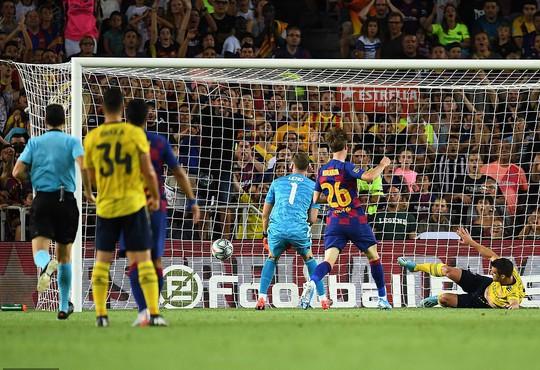Arsenal dâng chiến thắng, Barcelona đoạt cúp Joan Gamper thứ 7 - Ảnh 4.