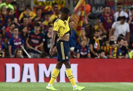 Arsenal dâng chiến thắng, Barcelona đoạt cúp Joan Gamper thứ 7 - Ảnh 5.
