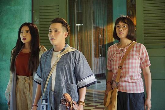 Huỳnh Lập đưa phim chiếu mạng lên màn ảnh rộng - Ảnh 3.