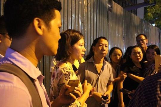 Vụ học sinh trường quốc tế tử vong: Chủ tịch Hà Nội chỉ đạo trong ngày 7-8 làm rõ trách nhiệm - Ảnh 1.