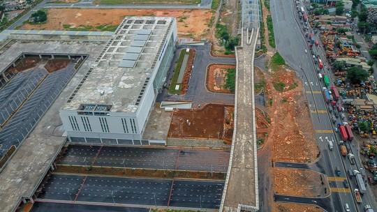 Cận cảnh Bến xe miền Đông mới hiện đại tầm khu vực sắp hoạt động - Ảnh 11.