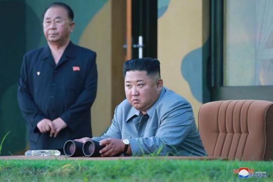 Ông Kim lên tiếng về vụ phóng tên lửa mới nhất - Ảnh 1.