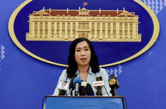 Tàu Hải Dương 8 của Trung Quốc đã rời khỏi vùng biển Việt Nam - Ảnh 1.