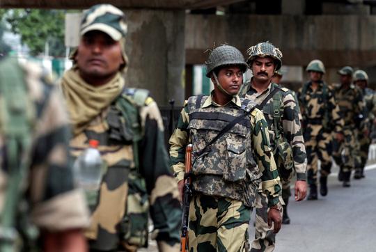 Nguy cơ xung đột quân sự Ấn Độ - Pakistan - Ảnh 1.