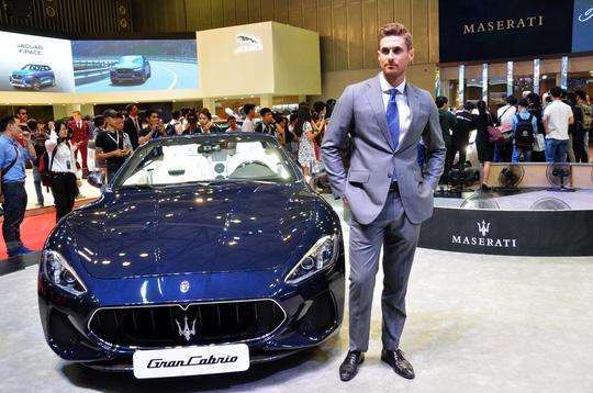 15 hãng ôtô châu Âu, Nhật... tham dự triển lãm ôtô lớn nhất năm tại Việt Nam - Ảnh 2.