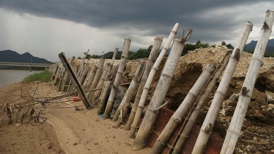 Đà Nẵng: Sông Cu Đê bị bóp nghẹt bởi hàng chục hồ nuôi tôm không phép - Ảnh 4.