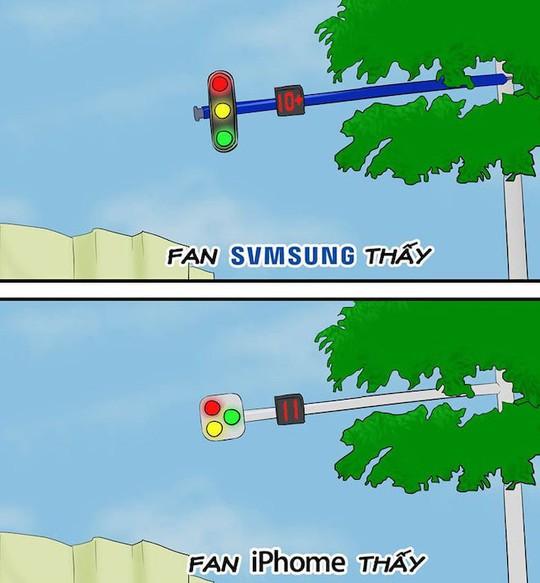 Những ảnh chế hài hước về iPhone 11 - Ảnh 12.