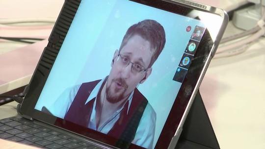 Edward Snowden hy vọng được tị nạn ở Pháp - Ảnh 1.
